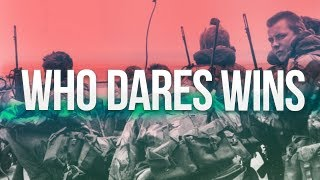 United Kingdom Special Forces | SAS, SFSG & SBS | ''Who Dares Wins'' |