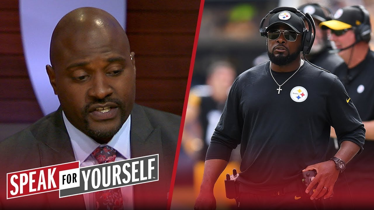 Marcellus Wiley on the 'comedy' in Pittsburgh, Gordon going to Pats | NFL | SPEAK FOR YOURSELF