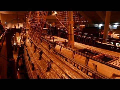Vasa Museum Tour (4K)
