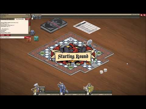 KGS - Card Hunter Gameplay