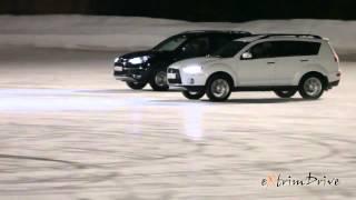 автоФигурное Катание Танец машин и фигуристов на льду
