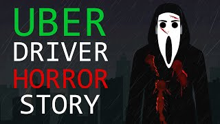 Uber driver horror story animated