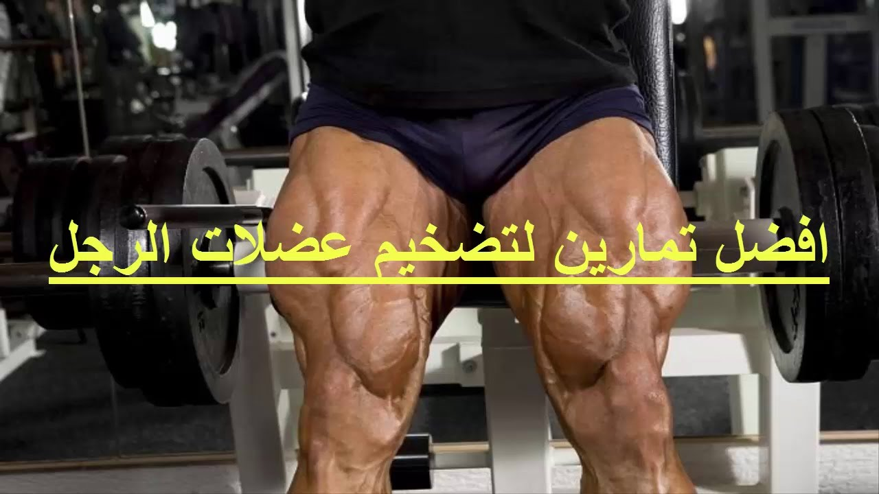 افضل تمارين لعضلات الرجل فى البيت_مفاجأه للبنات