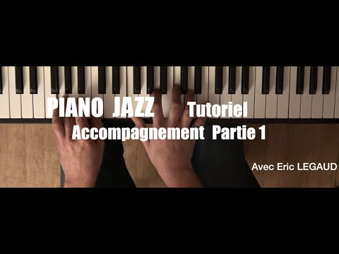 Piano Bar Jazz (Episode 1) - Tutoriel Facile Grands Débutants