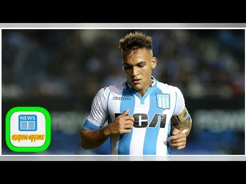 Inter Milan target Lautaro Martinez selected for Argentina friendlies