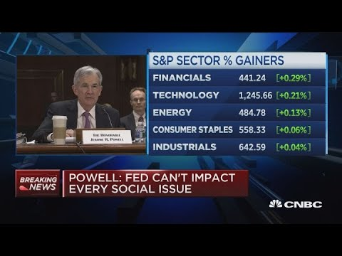 Fed's Powell: Brexit is an event risk but should not affect economy