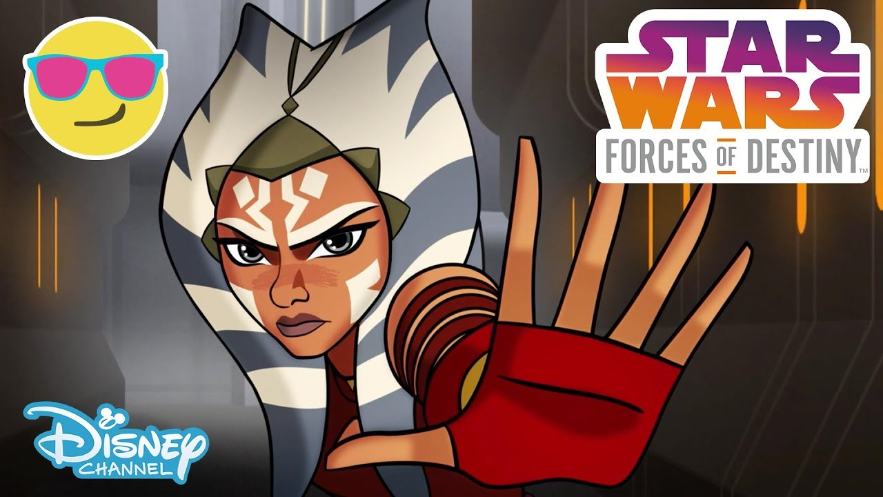 star wars forces of destiny the padawan path official disney