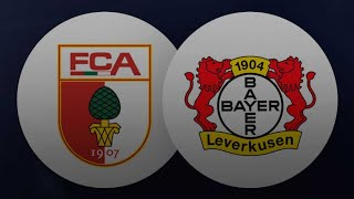Аугсбург - Байер прогнозы на матч и ставки на спорт