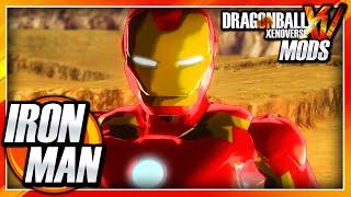 Dragon Ball Xenoverse PC: Iron Man (Marvel) Mod Gameplay