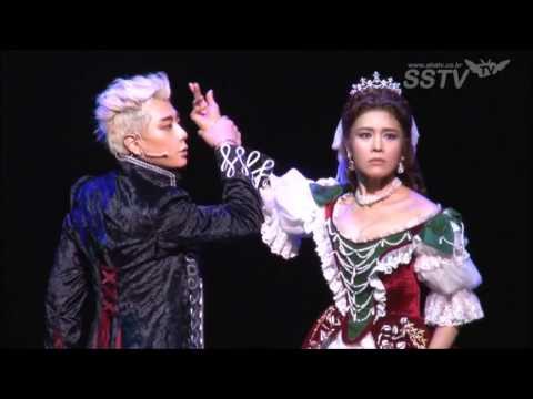PARK HYO SHIN & OAK JOO HYUN - WHEN I WANT TO DANCE (ELISABETH DAS MUSICAL)