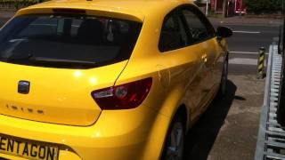 Video SEAT IBIZA 1.4 SPORT 3DR YELLOW download MP3, 3GP, MP4, WEBM, AVI, FLV Juli 2018