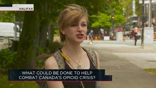 What could be done to help combat Canada's opioid crisis? | Outburst