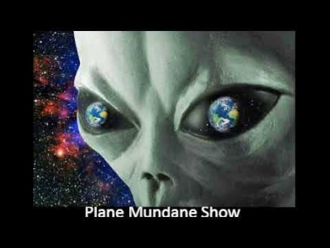 """Do You Wish We Show Ourselves?"" - Channeled Alien - Pain, Energy, Unity - Plane Mundane Show"