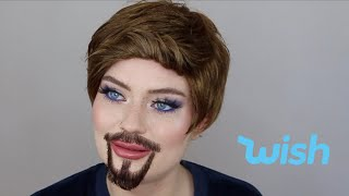 ordering the most ridiculous wigs from wish