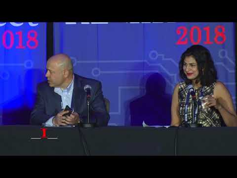 The Future of Financial Services & Banking - FinTech TiE Inflect 2018
