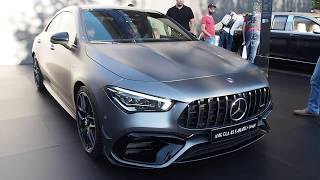 Mercedes AMG CLA 45 S 4MATIC+ Coupé
