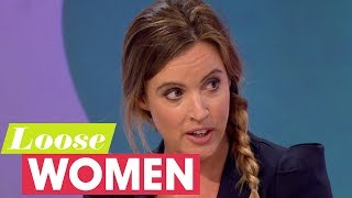 Charlie Webster Shares Her Horrific Ordeal After Contracting Malaria in Rio   Loose Women