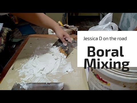 Download How to mix Boral or we call it Masilya in tagalog