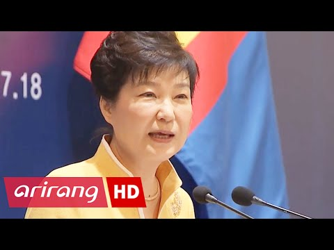 Arirang Special(Ep.352) President Park Geun-hye's Participation in ASEM Summit _ Full Episode