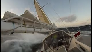 Video Sailing The World 6 - Brazil to Tierra Del Fuego download MP3, 3GP, MP4, WEBM, AVI, FLV November 2017