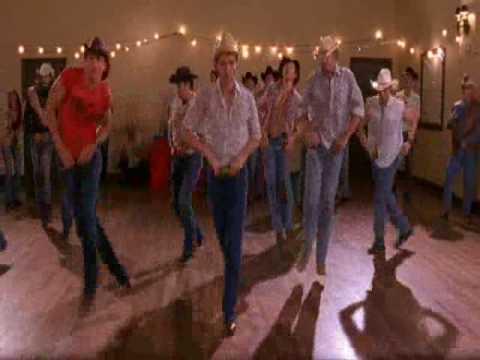 Line dance gay