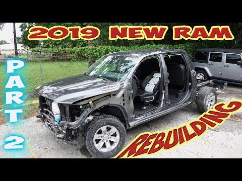 Rebuilding 2019 NEW RAM! More Damage than was Expected! (Part 2)