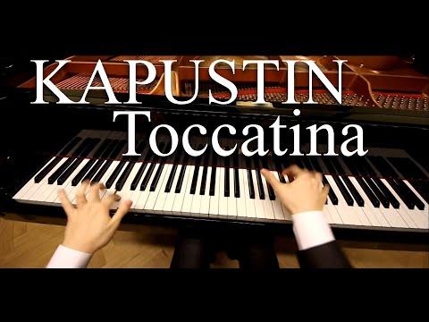 "Dmitry Masleev: Kapustin - Concert Etude №3 ""Toccatina"""