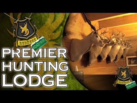 Florida's Premier Hunting Lodge