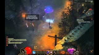 Bradley: Diablo 3 (Wizard) Part 3 - Tiny Universes?!
