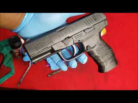 WALTHER CREED FIELDSTRIP AND CLEAN WITH BREAK FREE CLP