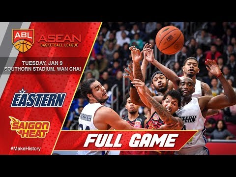 Hong Kong Eastern Basketball Club vs Saigon Heat | LIVESTREAM | ASEAN Basketball League