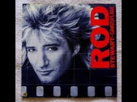 Rod Stewart - Camouflage   1984 VINYL    side b