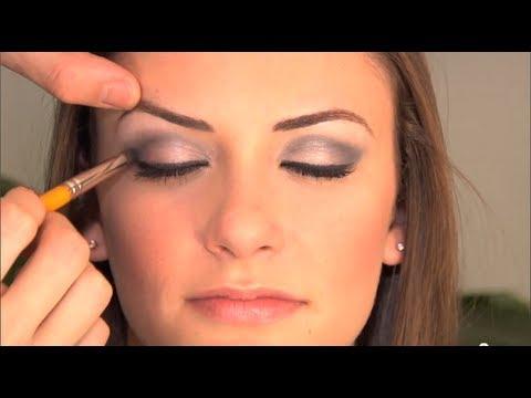 Smoky Eye Effect- Professional Makeup Tutorial w Anthony ...