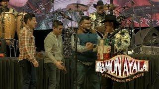 Palomazo con Ramón Ayala