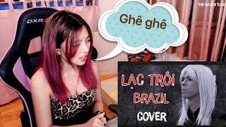 Bản Cover Lạc Trôi Bằng Tiếng Bồ Đào Nha Cực Hay || Lần Đầu Xem Lạc Trôi - Phiên bản Brazil
