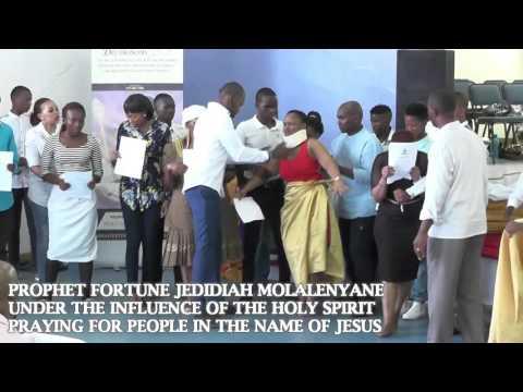 Prophet Fortune, incredible! Healing!