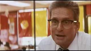 Falling Down: Burgerbude (Filmclip Deutsch/German) - Michael Douglas