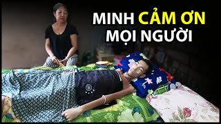 Hình ảnh cuối cùng của anh Minh - Lực sĩ 38kg trước khi rời khỏi nhân gian này | QUỐC CHIẾN Channel