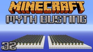 Does Bone Meal Affect A Saplings Chance To Grow? [Minecraft Myth Busting 32]