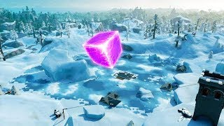 *NEW* FORTNITE GREASY GROVE EVENT RIGHT NOW! CUBE EVENT NOW! (FORTNITE BATTLE ROYALE)