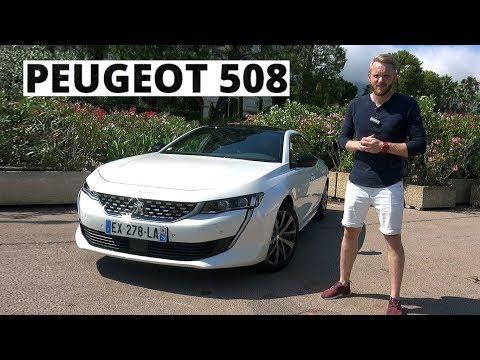 Nowy Peugeot 508