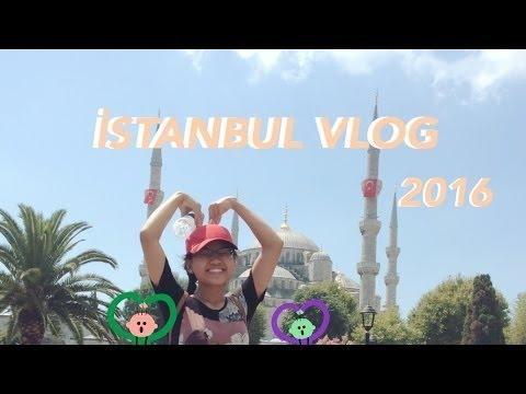 Endonezya'lı Turistin İstanbul, Türkiye...