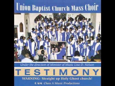 Why Don't You Come On In This House by ELDER LISA D. NELSON AND UNION MASS CHOIR