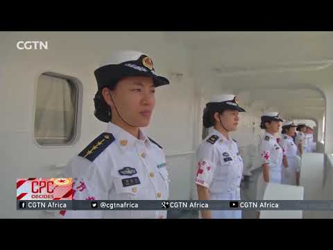 China-Angola Ties: Hospital ship Ark Peace to provide medical services to the needy
