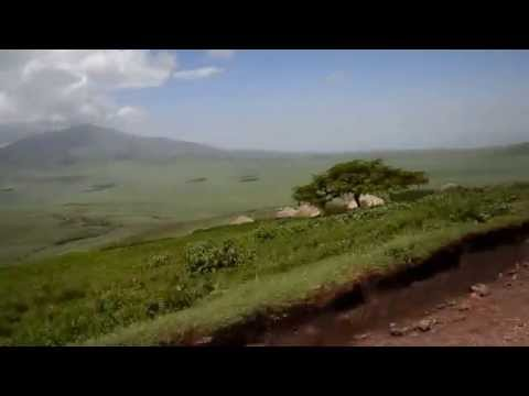 Ngorongoro conservation area
