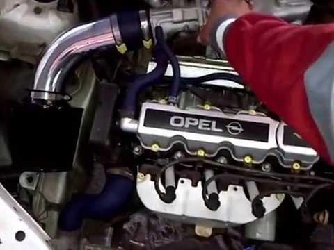 Opel Corsa bakkie sound 2 - YouTube