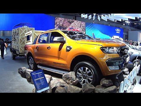 2016, 2017 Ford Ranger Wildtrak 3.2 liter, Duratorq