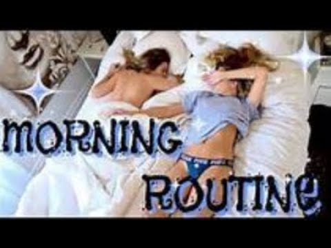 MORNING ROUTINE SUMMER  | CACI TWINS
