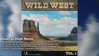 Royalty Free Music collection: Wild West, Vol. 1 - Stock Music
