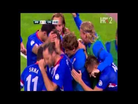 2013. Srbija - Hrvatska (Serbia - Croatia) - Mario Mandžukić